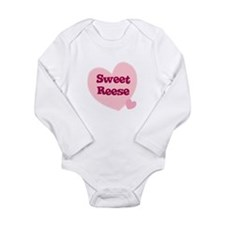 Cute Baby girl Long Sleeve Infant Bodysuit
