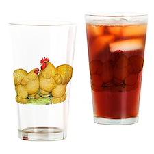 Cochins Buff Pair Drinking Glass