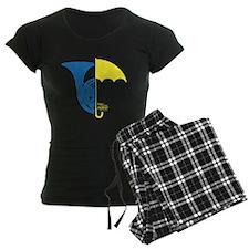 Trumpet Umbrella Pajamas