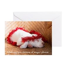 Visions Of Sugar Plums Holiday Greeting Cards (10)