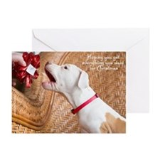 Get What You Want Holiday Greeting Cards (10)
