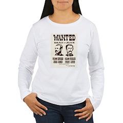 Jesse & Frank James Women's Long Sleeve T-Shirt