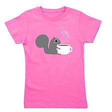 Cute Funny animal Girl's Tee
