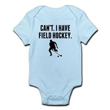 Cant I Have Field Hockey Body Suit