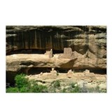 Mesa Verde Canyon 1 Postcards (Package of 8)