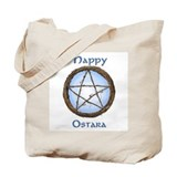 Happy Ostara 3 Tote Bag