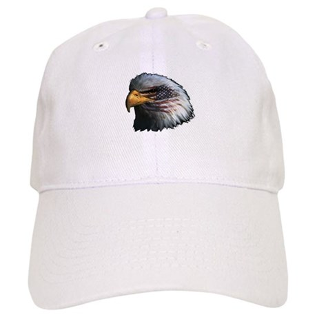 American Flag Eagle Cap