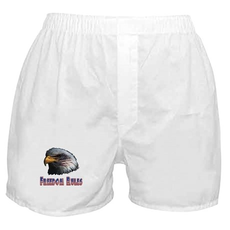 Freedom Rules Eagle Boxer Shorts