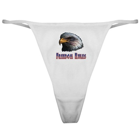 Freedom Rules Eagle Classic Thong