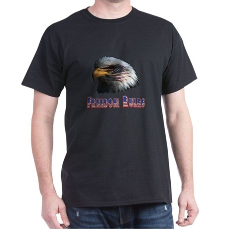Freedom Rules Eagle Dark T-Shirt