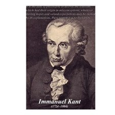 Philosophy: 8 Postcards: Immanuel Kant