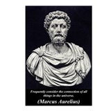 Philosophy: 8 Postcards: Marcus Aurelius