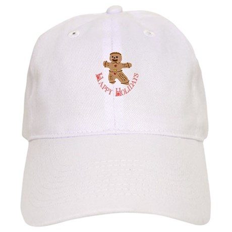 Gingerbread Man Cap