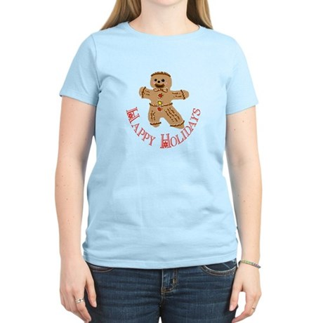 Gingerbread Man Women's Light T-Shirt