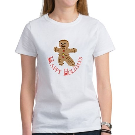 Gingerbread Man Women's T-Shirt