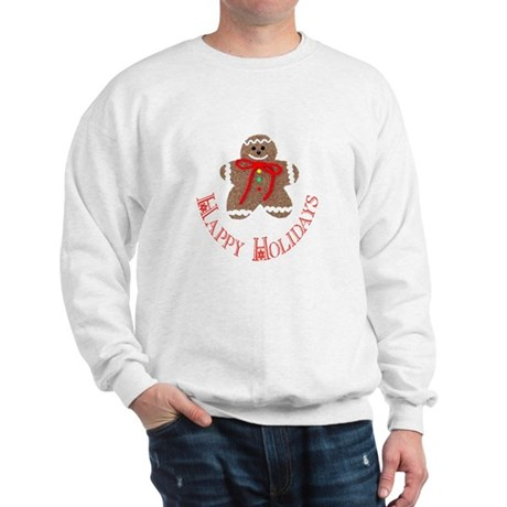 Gingerbread Holidays Sweatshirt