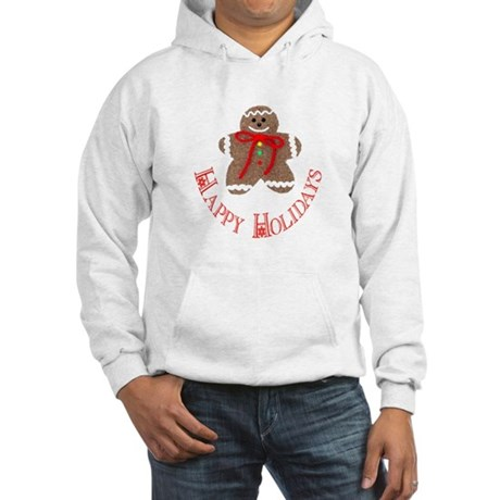 Gingerbread Holidays Hooded Sweatshirt