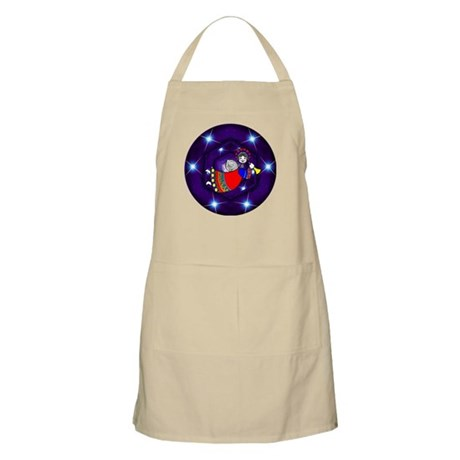 Christmas Angel BBQ Apron