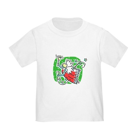 Whymsical Angel Toddler T-Shirt