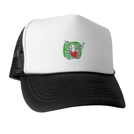 Whymsical Angel Trucker Hat