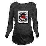 Penser Hors Limites Long Sleeve Maternity T-Shirt