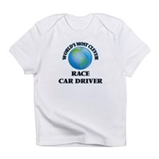 World's Most Clever Race Car Driver Infant T-Shirt