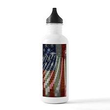 Patriotism Water Bottle