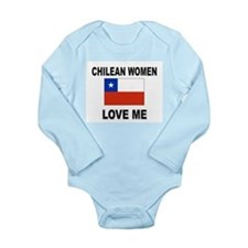 Funny Women Long Sleeve Infant Bodysuit