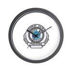Florida Highway Patrol Wall Clock