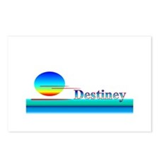 Destiney Postcards (Package of 8)
