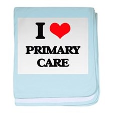 I Love Primary Care baby blanket