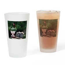 Country Morning Place Drinking Glass