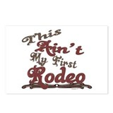 First Rodeo Postcards (Package of 8)
