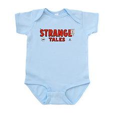 Strange Tales pulp logo Body Suit