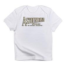 Astounding Stories pulp logo Infant T-Shirt
