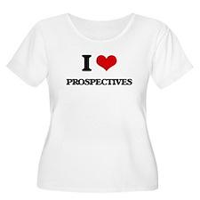 I Love Prospectives Plus Size T-Shirt