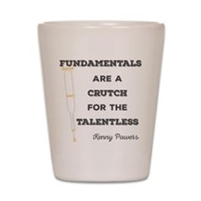 Fundamentals Shot Glass