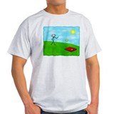 Stick Person (Image Only) T-Shirt