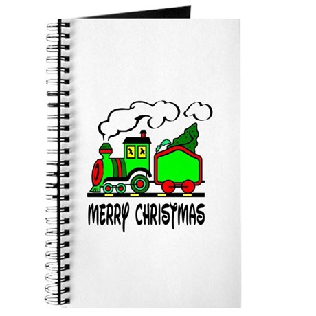 Christmas Train Journal