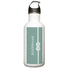 Turquoise Rope Persona Water Bottle