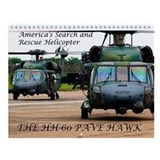 HH-60 Pave Hawk Wall Calendar