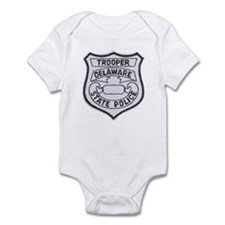 Delaware State Police Infant Bodysuit