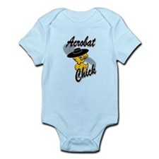 Acrobat Chick #4 Infant Bodysuit
