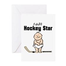Future Hockey Star Baby Cards (Pk of 10)