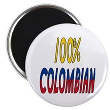100% Colombian Magnet
