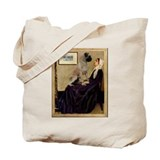 Whistlers Mother & Mastiff Tote Bag