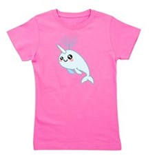 Cute Narwhals Girl's Tee