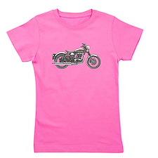 Enfield Motorcycle Girl's Tee