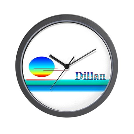 Dillan Wall Clock