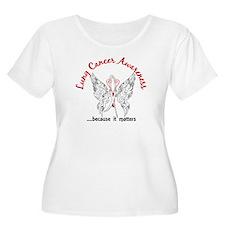 Lung Cancer B T-Shirt